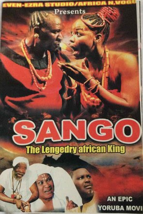 Picture of Sangó: The Legendary African King