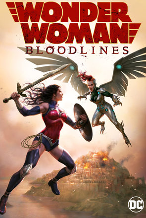 Picture of Wonder Woman: Bloodlines