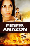 Poster of Fire on the Amazon