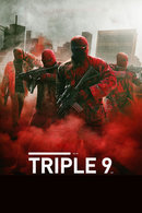 Poster of Triple 9