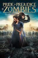 Poster of Pride and Prejudice and Zombies
