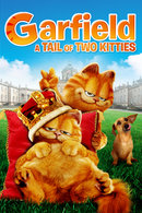 Poster of Garfield: A Tail of Two Kitties