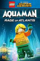 Poster of LEGO DC Super Heroes - Aquaman: Rage Of Atlantis