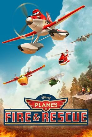 Picture of Planes: Fire & Rescue
