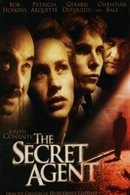 Poster of The Secret Agent