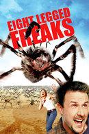 Poster of Eight Legged Freaks