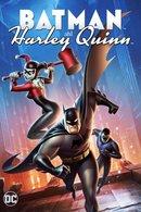 Poster of Batman and Harley Quinn