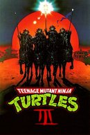 Poster of Teenage Mutant Ninja Turtles III
