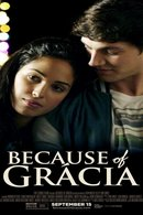 Poster of Because of Gracia