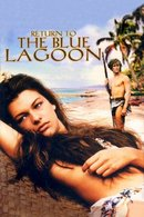Poster of Return to the Blue Lagoon