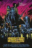 Poster of Streets of Fire