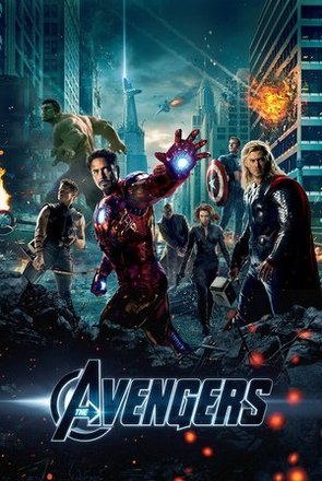 Picture of The Avengers