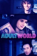 Poster of Adult World