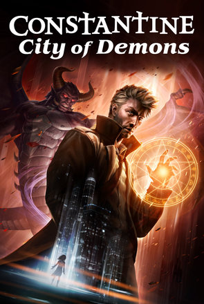 Picture of Constantine: City of Demons The Movie