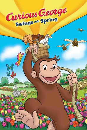 Picture of Curious George Swings Into Spring