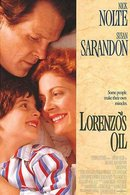 Poster of Lorenzo's Oil