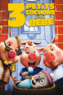 Poster of Unstable Fables: 3 Pigs & a Baby