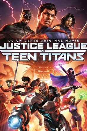 Picture of Justice League vs. Teen Titans