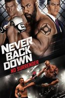 Poster of Never Back Down: No Surrender