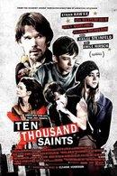 Poster of Ten Thousand Saints