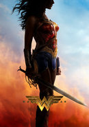 Poster of Wonder Woman
