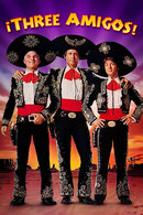 Poster of !Three Amigos!