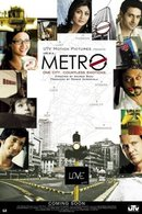Poster of Life in a... Metro