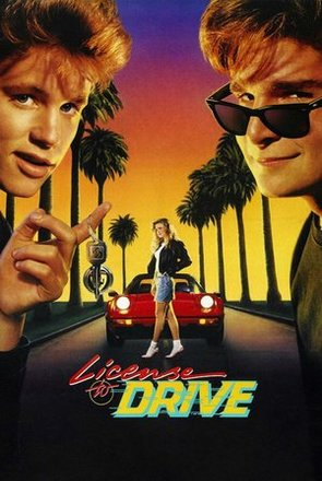 Picture of License to Drive