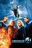 Poster of Fantastic 4: Rise of the Silver Surfer