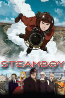 Poster of Steamboy