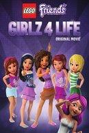 Poster of LEGO Friends: Girlz 4 Life