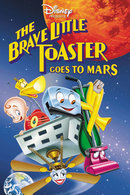 Poster of The Brave Little Toaster Goes to Mars