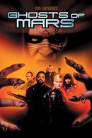 Poster of John Carpenter's Ghosts of Mars