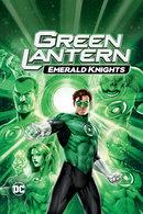 Poster of Green Lantern: Emerald Knights