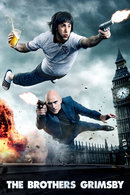 Poster of The Brothers Grimsby