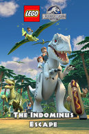 Poster of LEGO Jurassic World: The Indominus Escape