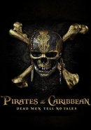 Poster of Pirates of the Caribbean: Dead Men Tell No Tales