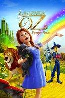 Poster of Legends of Oz: Dorothy's Return