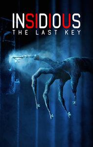 Poster of Insidious: The Last Key