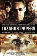 Poster of The Lazarus Papers
