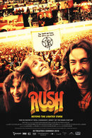 Poster of Rush: Beyond the Lighted Stage