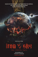 Poster of Iron Sky the Coming Race