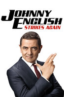 Poster of Johnny English Strikes Again