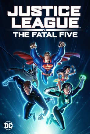 Picture of Justice League Vs. The Fatal Five