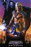 Poster of Masters of the Universe
