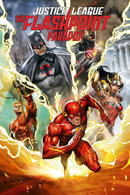 Poster of Justice League: The Flashpoint Paradox