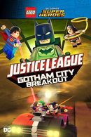 Poster of LEGO Justice League: Gotham City Breakout