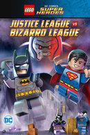 Poster of Lego DC Comics Super Heroes: Justice League vs. Bizarro League