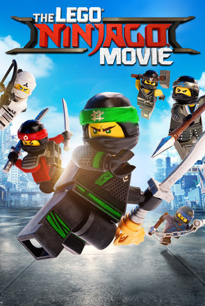 Picture of The LEGO Ninjago Movie