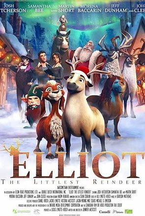 Picture of Elliot the Littlest Reindeer